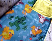 CUSTOM Cuddly Minky Baby Blanket-Your Choice of Premium Fabric
