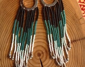 Early Morning Beaded Earr...