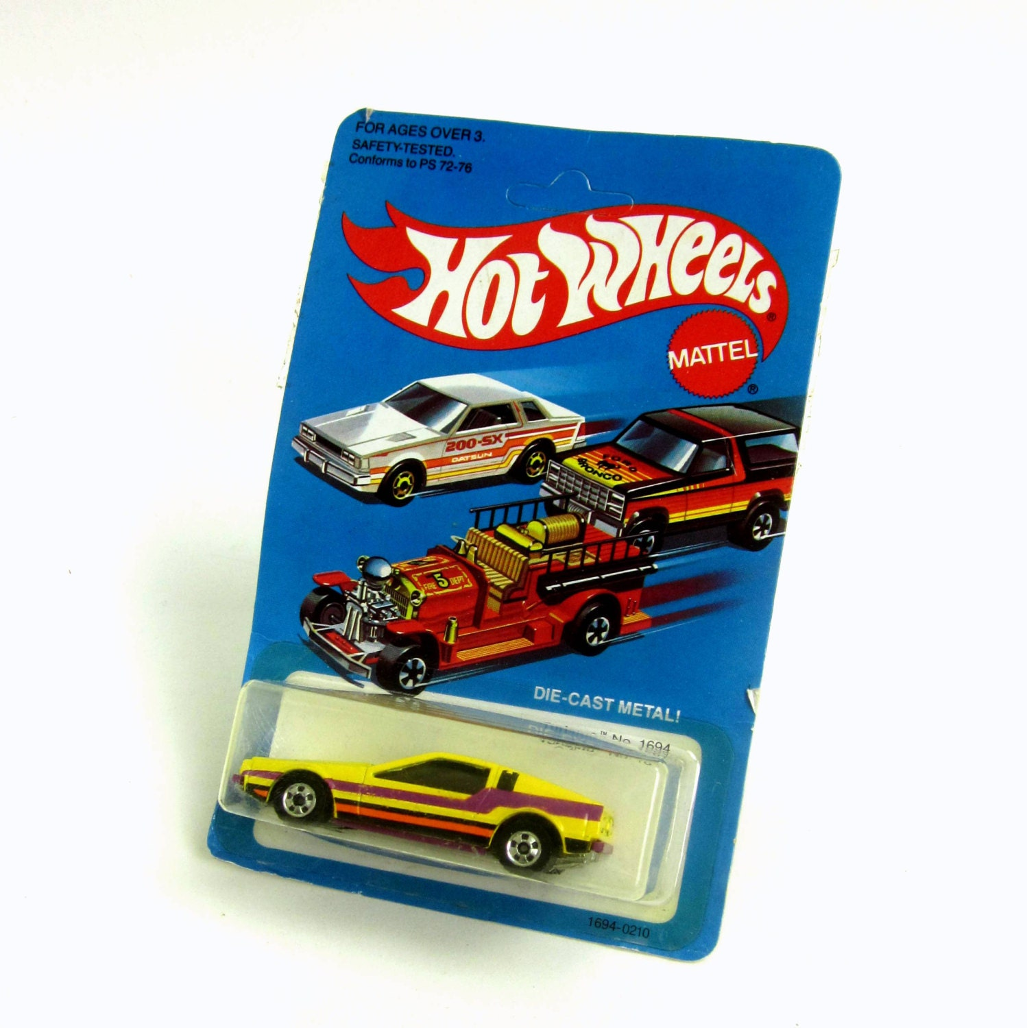 Mattel Hot Wheels Turismo Toy Car 1979 by AttysSproutVintage