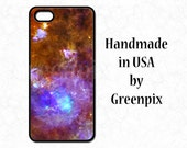 Cosmic iPhone 5 case, i phone 6 6S, space photo Galaxy S5 case, supernova, stars, universe, astronomy, night sky, greenpix, astrophotography