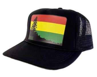 Tahoe Irie Vibes Trucker Hat