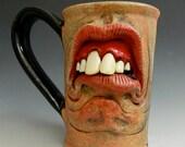 Dental Mug - Face Mug