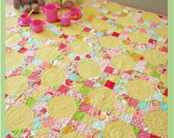 A Little Bit In Love Quilt Pattern