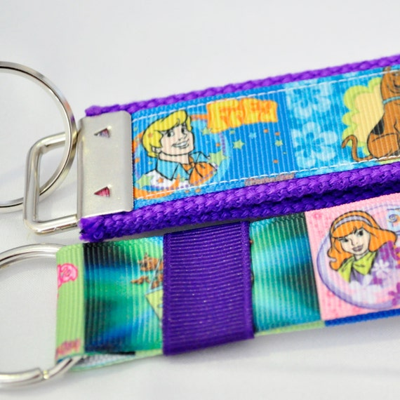 how to make a scooby doo keychain