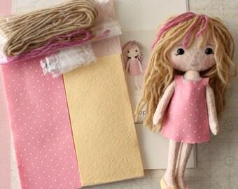 Pocket Poppet Pattern Kit - Tinsley