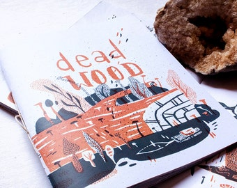 Dead Wood - art zine