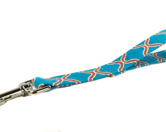 Traffic Leash - Your Choice of Fabric and Length