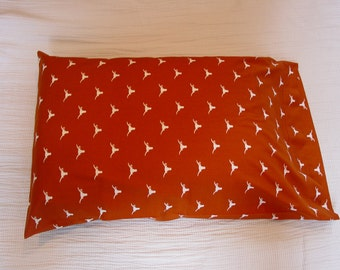 University of Texas Longhorn Pillowcase