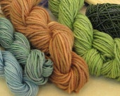Tonal Hand-Dyed & Hand-Painted Thread Collection for Looping -- LSK101310