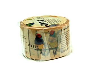 New MT EX 2014 Birds Washi masking tape tape, 1 roll washi tape 30mm x 10M