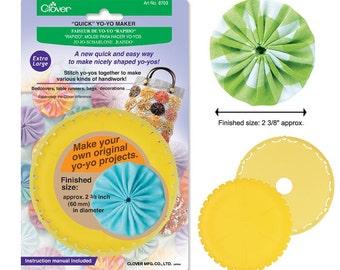 Clover Quick Yo-yo Maker Extra Large Part No. 8703