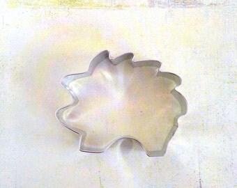 Hedgehog cookie cutter - Woodland Cookie Cutter - Animal Cookie Cutter