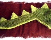 RESERVED LISTING--- newborn Dino hat for LAURA
