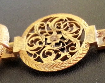 Rare 1700's Fusee Pocket Watch Part Necklace