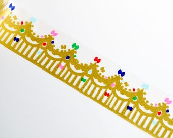 limited edition -- mt mina perhonen - crown gold