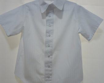 Boy's Dress Shirt - Ringbearer Shirt
