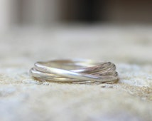 Three Band Rolling Ring