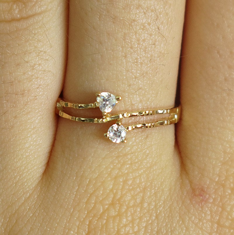 Excellent Beautiful Simple Ring Design Photos - Jewelry Collection ...