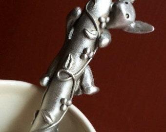 Zoe the Bunny Spoon