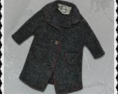 Vintage Sindy Pedigree 1966 Happy Traveler 060 Wool Coat