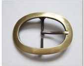 4pcs 1.5 inch (inside size),  alloy anti brass belt buckle strap buckel center bar buckle