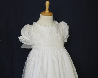 First communion dress Ann Mary