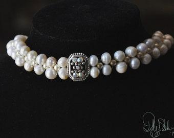 Pearl Elegance Choker