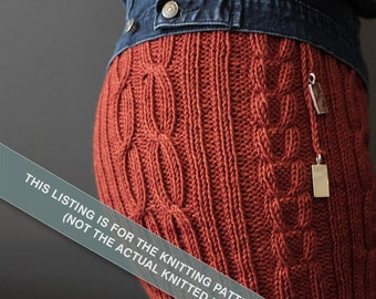 The Bum Cosy Knitting Pattern