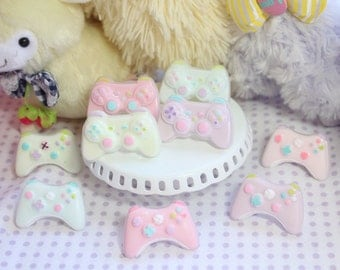 Pastel Game Controller Rings Pick One