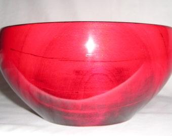 Dyed Aspen Bowl