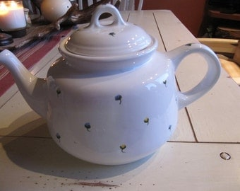 Fontana Siena Tea Pot Made in Italy