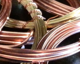 20 gauge Nickel Silver dead soft round wire