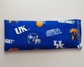 Eye Pillow - University of Kentucky Wildcats