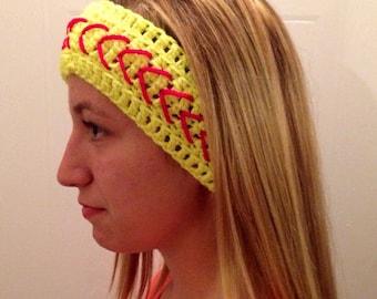 Softball/Baseball Headband PATTERN