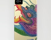 Designer Dragon Chinese Zodiac Phone Case - Brazen Art - Designer iPhone Samsung Case