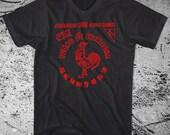 Sriracha Shirt Ringspun Black - ON SALE!