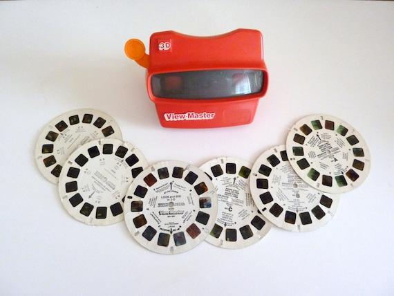 viewmaster 3d reels uk