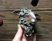 BaaBaa Black Sheep Anthro Art Doll Parts No. 3