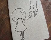 Girl & Rex Notebook - Comfort
