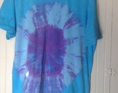 Tie Dyed Shirt Alternative Apparel T in XL