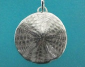 Sand Dollar Charm (medium)