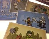 Galactic Postcards