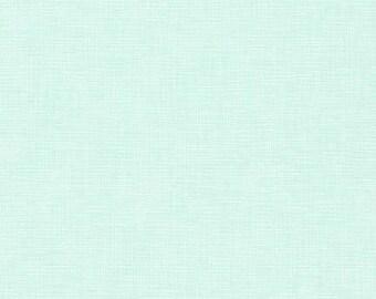 One Yard of Quilter's Linen from Robert Kaufman- Fresh Dew
