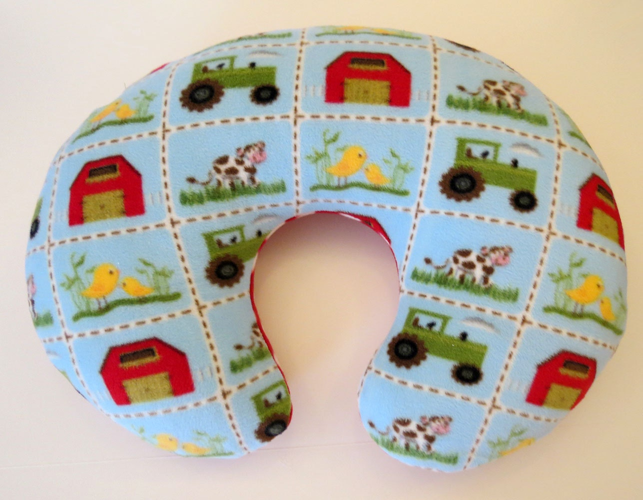 Boppy Nursing Pillow Cover Farm Life With By