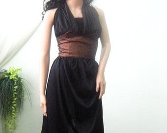 Unusual and versatile ladies dress