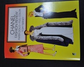 Vintage 1986 Coco Chanel paper doll book