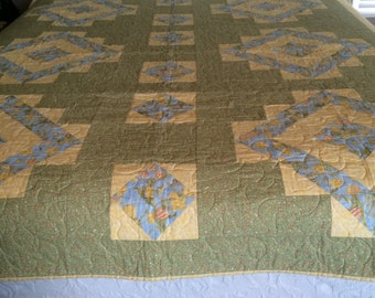 69 in x 69 in quilt