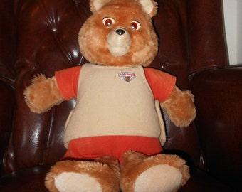 Vintage Teddy Ruxpin