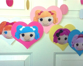 Doc mcstuffins birthday party favor set by happybubby on etsy for Arland decoration