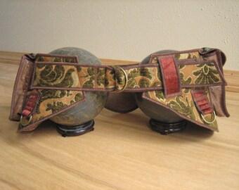 Festival Utility belt, Woodland Elf, Cosplay, Pocket Belt, Bohemian, Burning man, Tribal, Money belt, Fanny pack, by Sandalamoon on Etsy